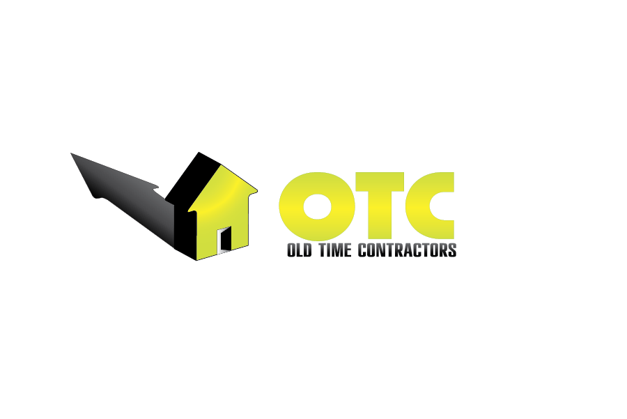 Logo Design by Moin Javed - Entry No. 66 in the Logo Design Contest Old Time Contractors, Inc. (new brand:  OTC, Inc.) Logo Design.