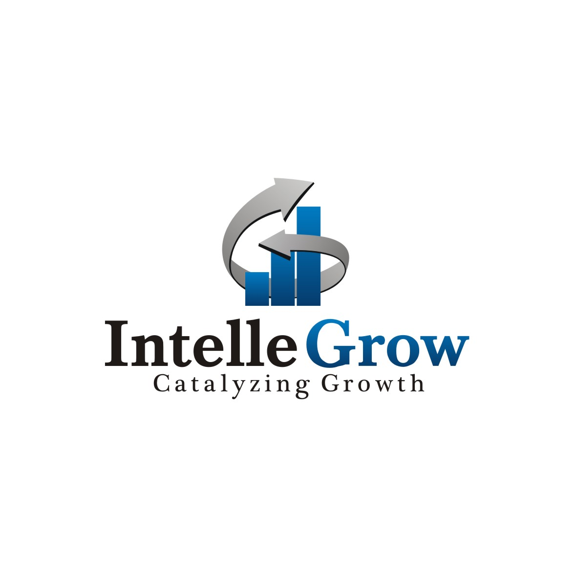 Logo Design by arteo_design - Entry No. 170 in the Logo Design Contest Logo Design Needed for Exciting New Company IntelleGrow Finance Pvt. Ltd..