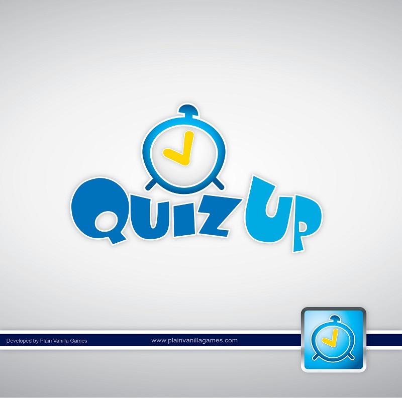 Logo Design by kowreck - Entry No. 30 in the Logo Design Contest Logo Design for QuizUp app.