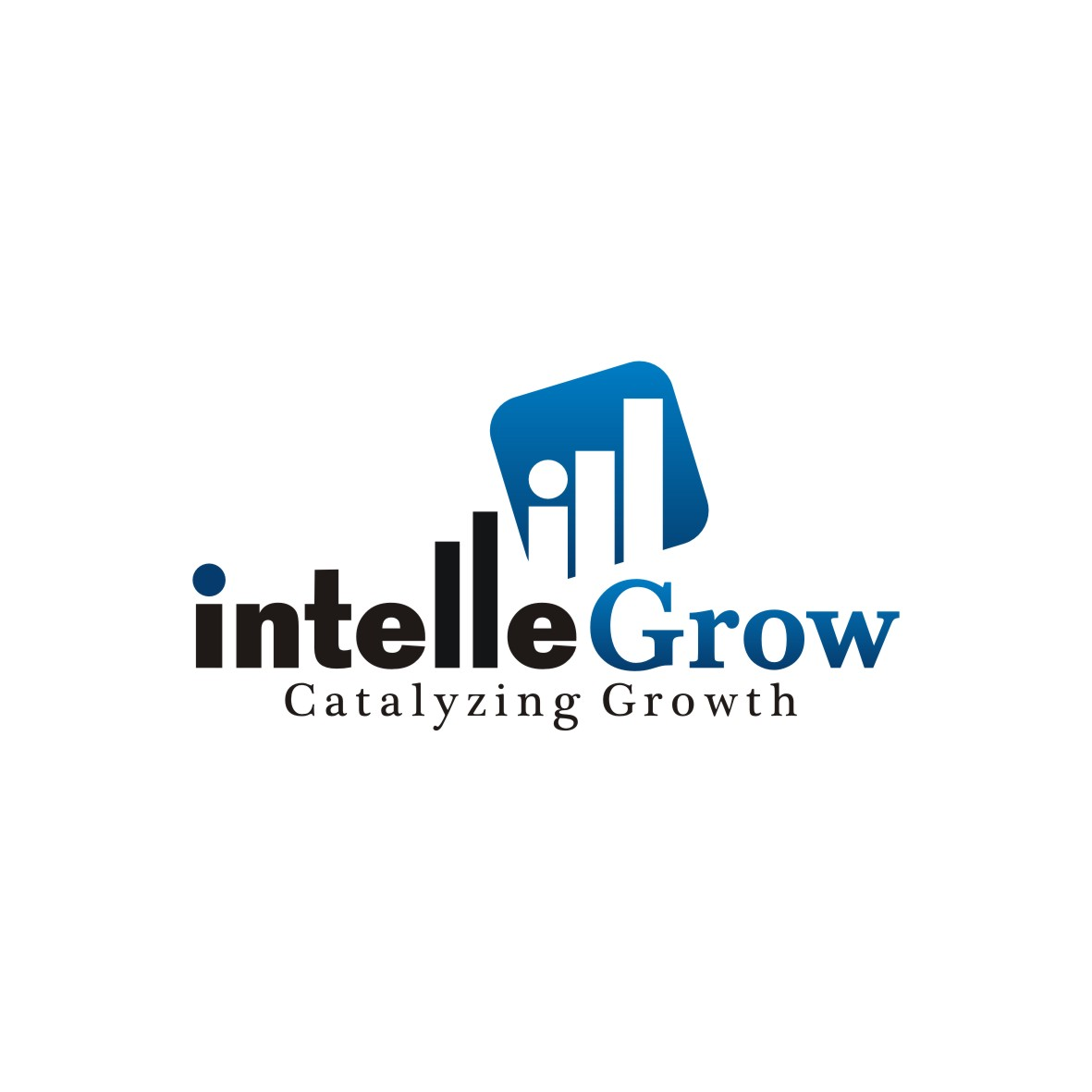 Logo Design by arteo_design - Entry No. 175 in the Logo Design Contest Logo Design Needed for Exciting New Company IntelleGrow Finance Pvt. Ltd..