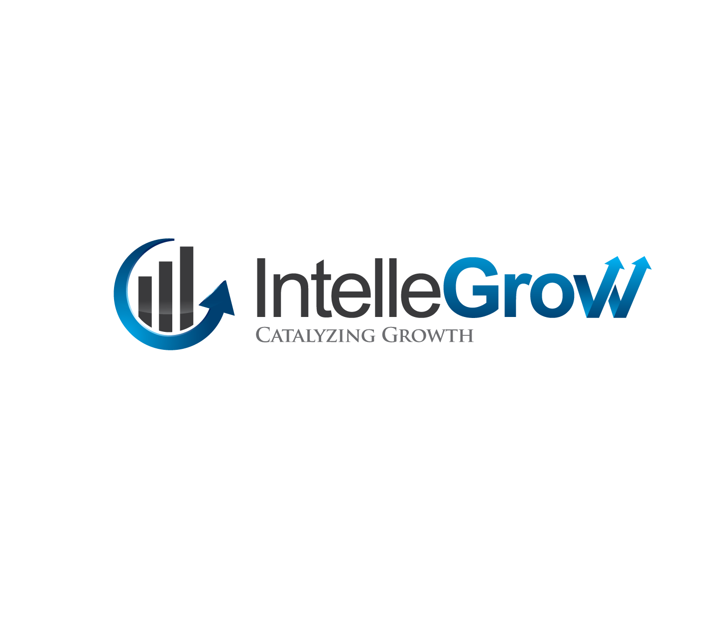 Logo Design by Private User - Entry No. 181 in the Logo Design Contest Logo Design Needed for Exciting New Company IntelleGrow Finance Pvt. Ltd..