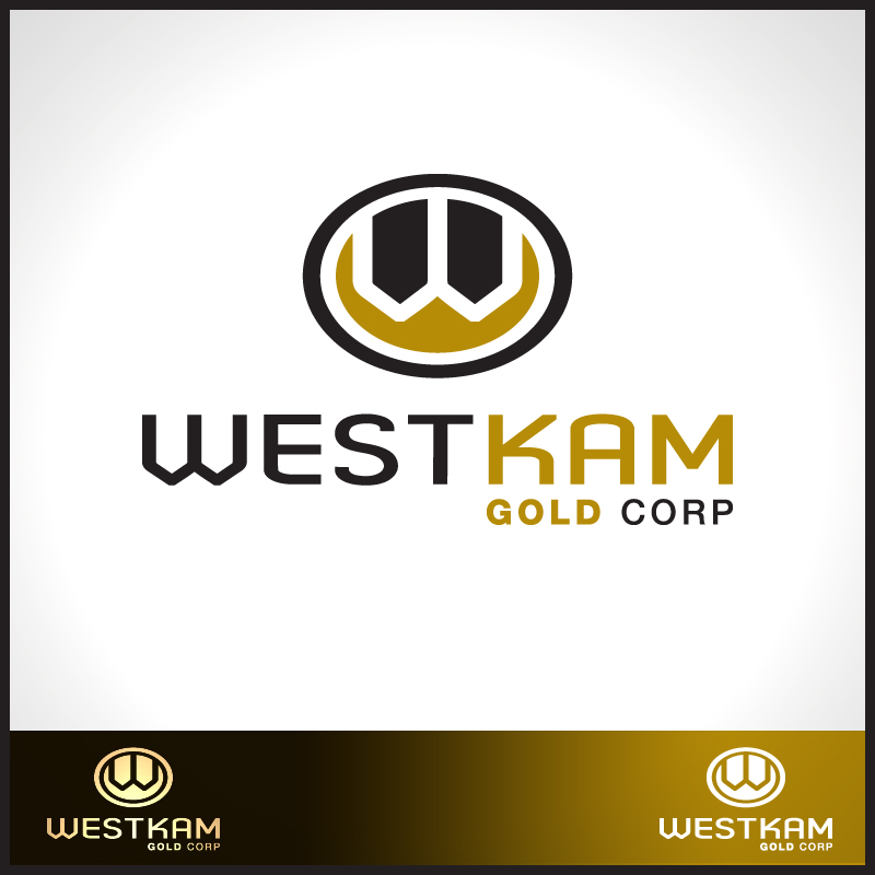 Logo Design by Number-Eight-Design - Entry No. 103 in the Logo Design Contest New Logo Design for WestKam Gold Corp..