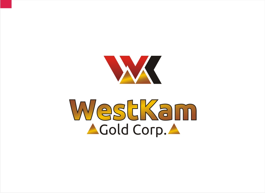 Logo Design by Private User - Entry No. 106 in the Logo Design Contest New Logo Design for WestKam Gold Corp..