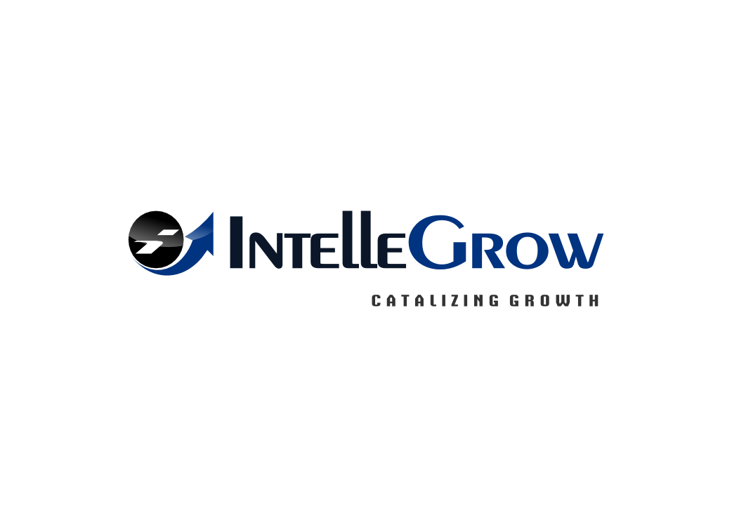 Logo Design by whoosef - Entry No. 195 in the Logo Design Contest Logo Design Needed for Exciting New Company IntelleGrow Finance Pvt. Ltd..
