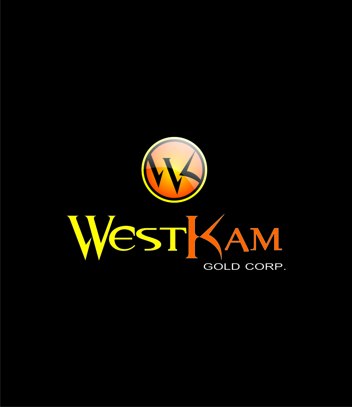 Logo Design by Private User - Entry No. 107 in the Logo Design Contest New Logo Design for WestKam Gold Corp..