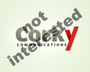 Logo Design by Autoanswer - Entry No. 33 in the Logo Design Contest Corky Communications.