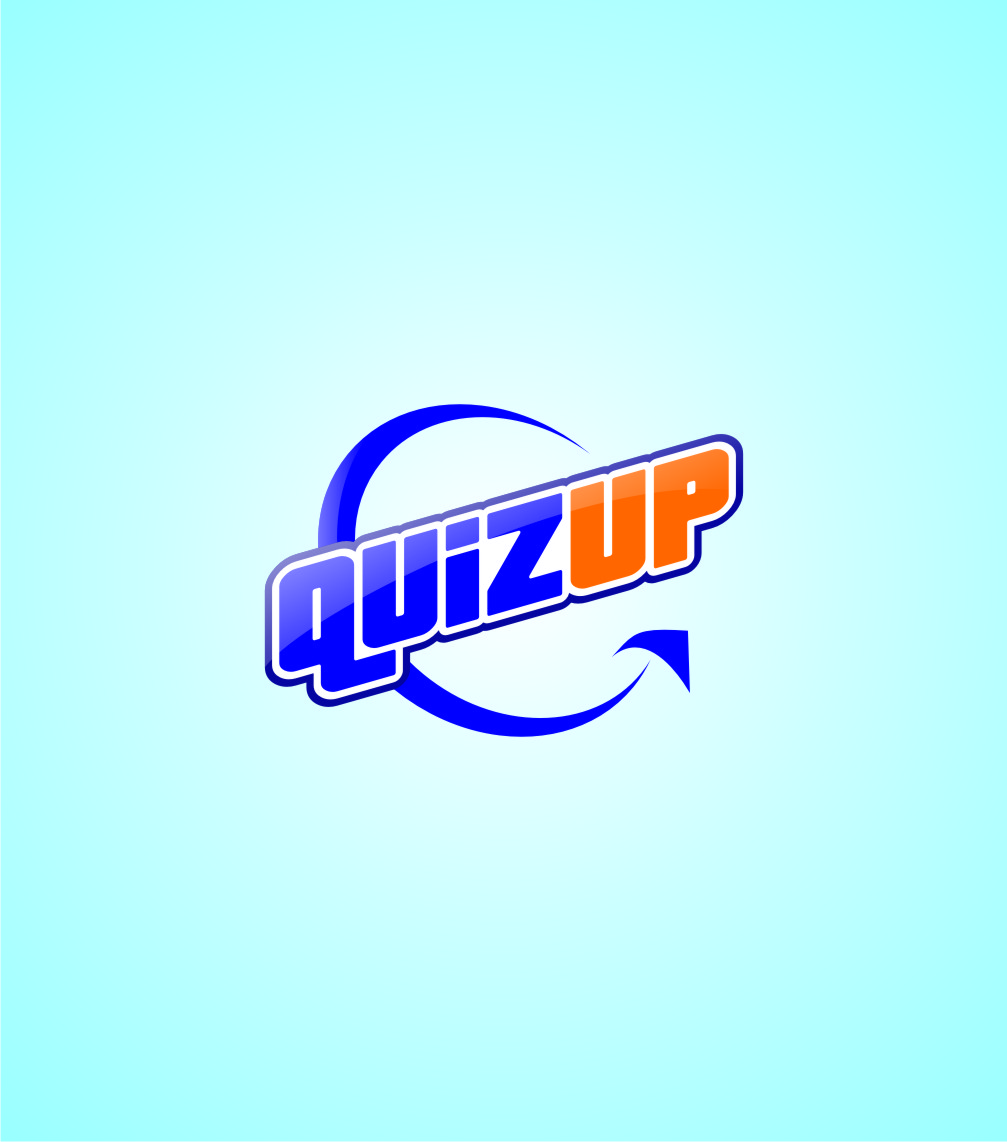 Logo Design by Private User - Entry No. 41 in the Logo Design Contest Logo Design for QuizUp app.
