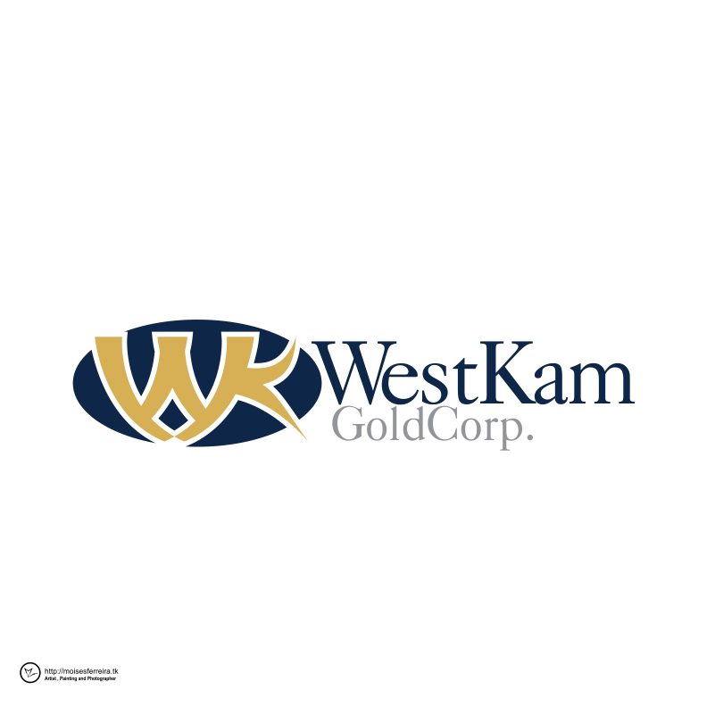 Logo Design by moisesf - Entry No. 112 in the Logo Design Contest New Logo Design for WestKam Gold Corp..