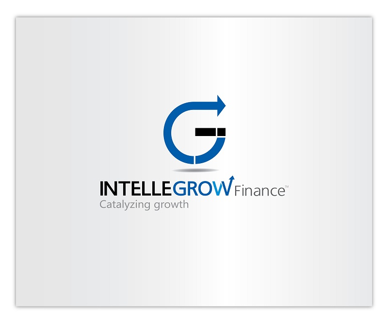 Logo Design by kowreck - Entry No. 203 in the Logo Design Contest Logo Design Needed for Exciting New Company IntelleGrow Finance Pvt. Ltd..