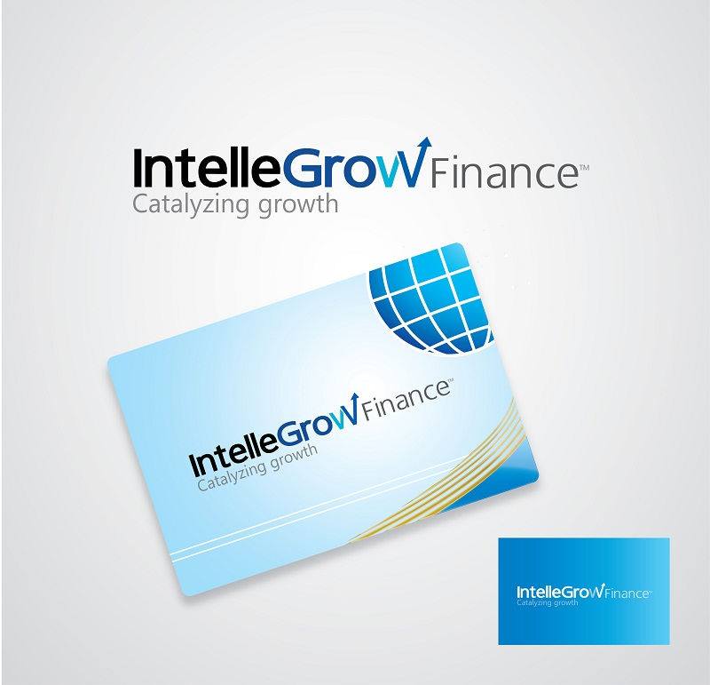 Logo Design by kowreck - Entry No. 207 in the Logo Design Contest Logo Design Needed for Exciting New Company IntelleGrow Finance Pvt. Ltd..