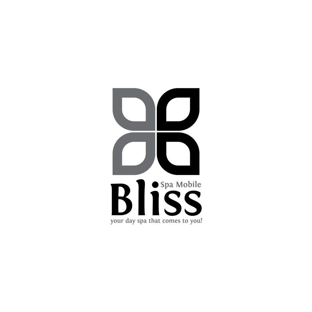 Logo Design by moxlabs - Entry No. 8 in the Logo Design Contest New Logo Design for Bliss Spa Mobile.