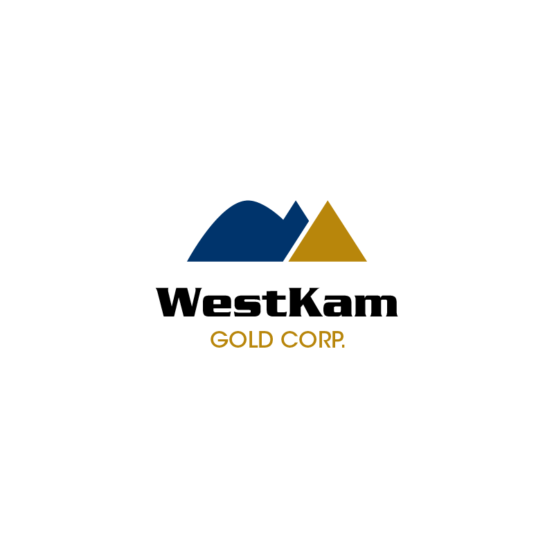 Logo Design by zesthar - Entry No. 118 in the Logo Design Contest New Logo Design for WestKam Gold Corp..