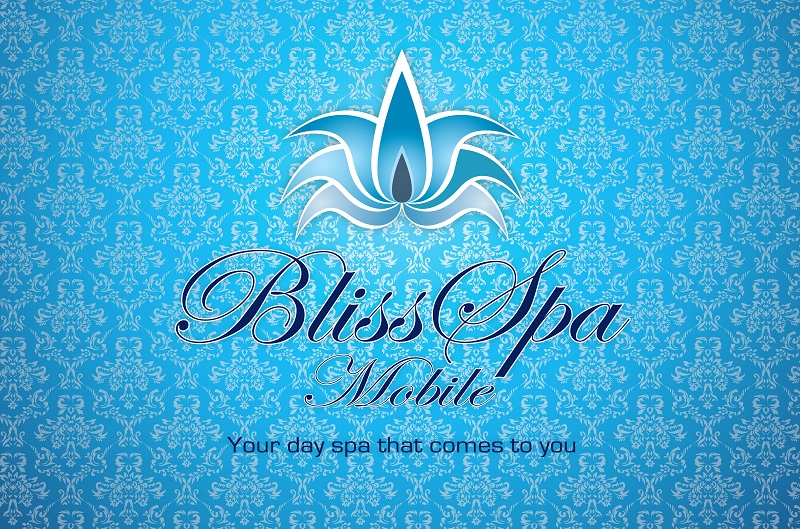 Logo Design by kowreck - Entry No. 29 in the Logo Design Contest New Logo Design for Bliss Spa Mobile.
