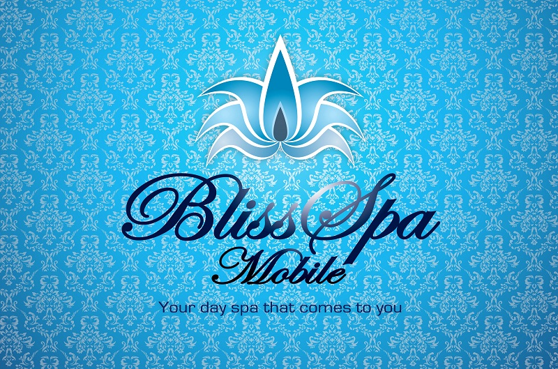 Logo Design by kowreck - Entry No. 32 in the Logo Design Contest New Logo Design for Bliss Spa Mobile.