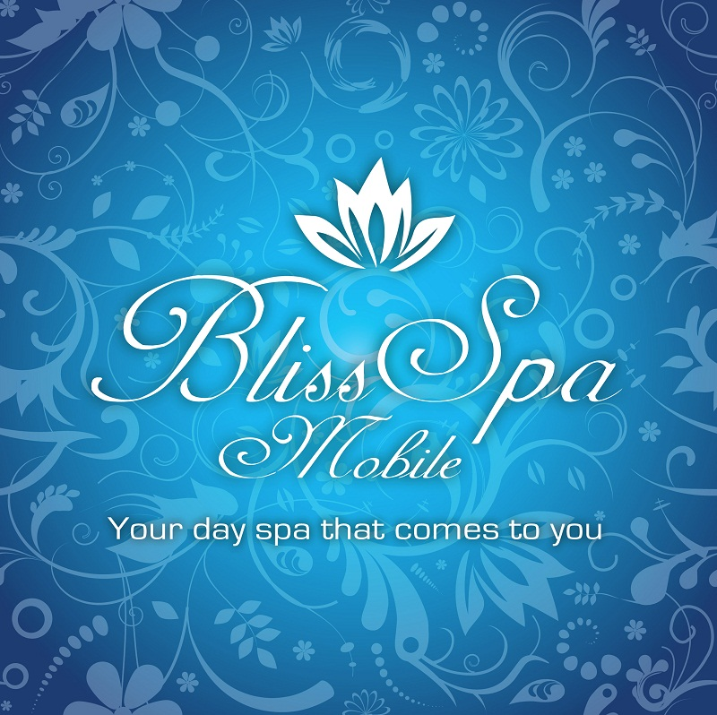 Logo Design by kowreck - Entry No. 35 in the Logo Design Contest New Logo Design for Bliss Spa Mobile.