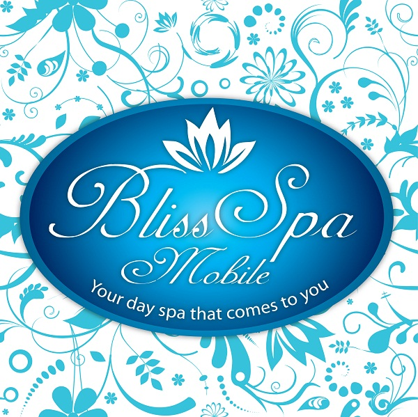 Logo Design by kowreck - Entry No. 36 in the Logo Design Contest New Logo Design for Bliss Spa Mobile.
