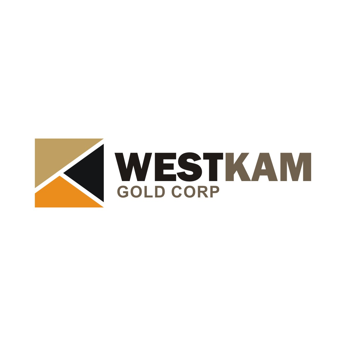 Logo Design by arteo_design - Entry No. 132 in the Logo Design Contest New Logo Design for WestKam Gold Corp..