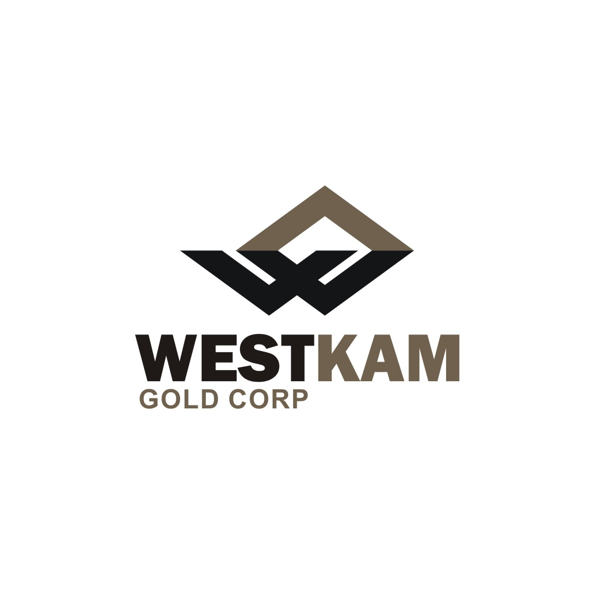 Logo Design by arteo_design - Entry No. 134 in the Logo Design Contest New Logo Design for WestKam Gold Corp..
