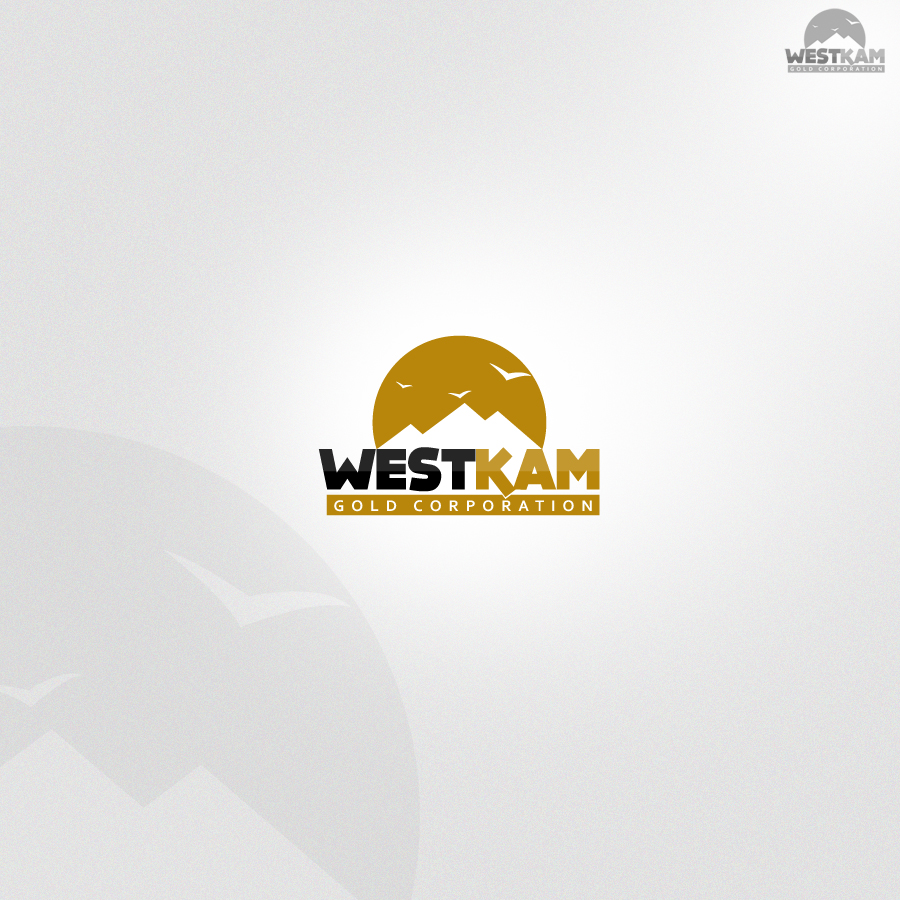 Logo Design by rockpinoy - Entry No. 145 in the Logo Design Contest New Logo Design for WestKam Gold Corp..