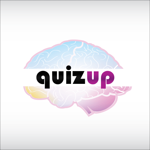 Logo Design by Ricky Frutos - Entry No. 48 in the Logo Design Contest Logo Design for QuizUp app.