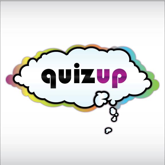 Logo Design by Ricky Frutos - Entry No. 49 in the Logo Design Contest Logo Design for QuizUp app.