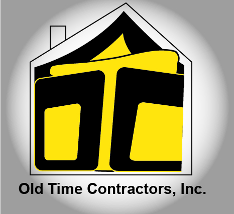 Logo Design by Nada Ahmed - Entry No. 89 in the Logo Design Contest Old Time Contractors, Inc. (new brand:  OTC, Inc.) Logo Design.