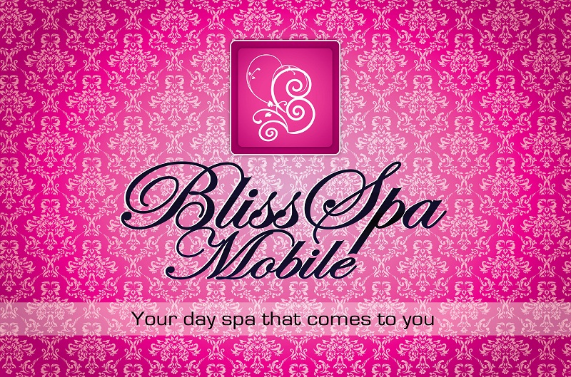 Logo Design by kowreck - Entry No. 45 in the Logo Design Contest New Logo Design for Bliss Spa Mobile.