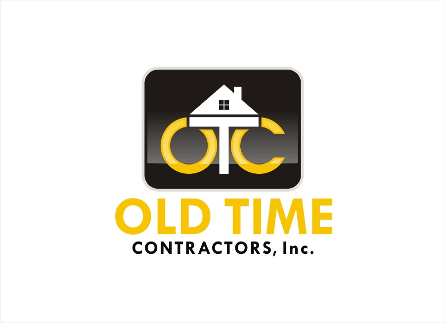 Logo Design by Private User - Entry No. 91 in the Logo Design Contest Old Time Contractors, Inc. (new brand:  OTC, Inc.) Logo Design.
