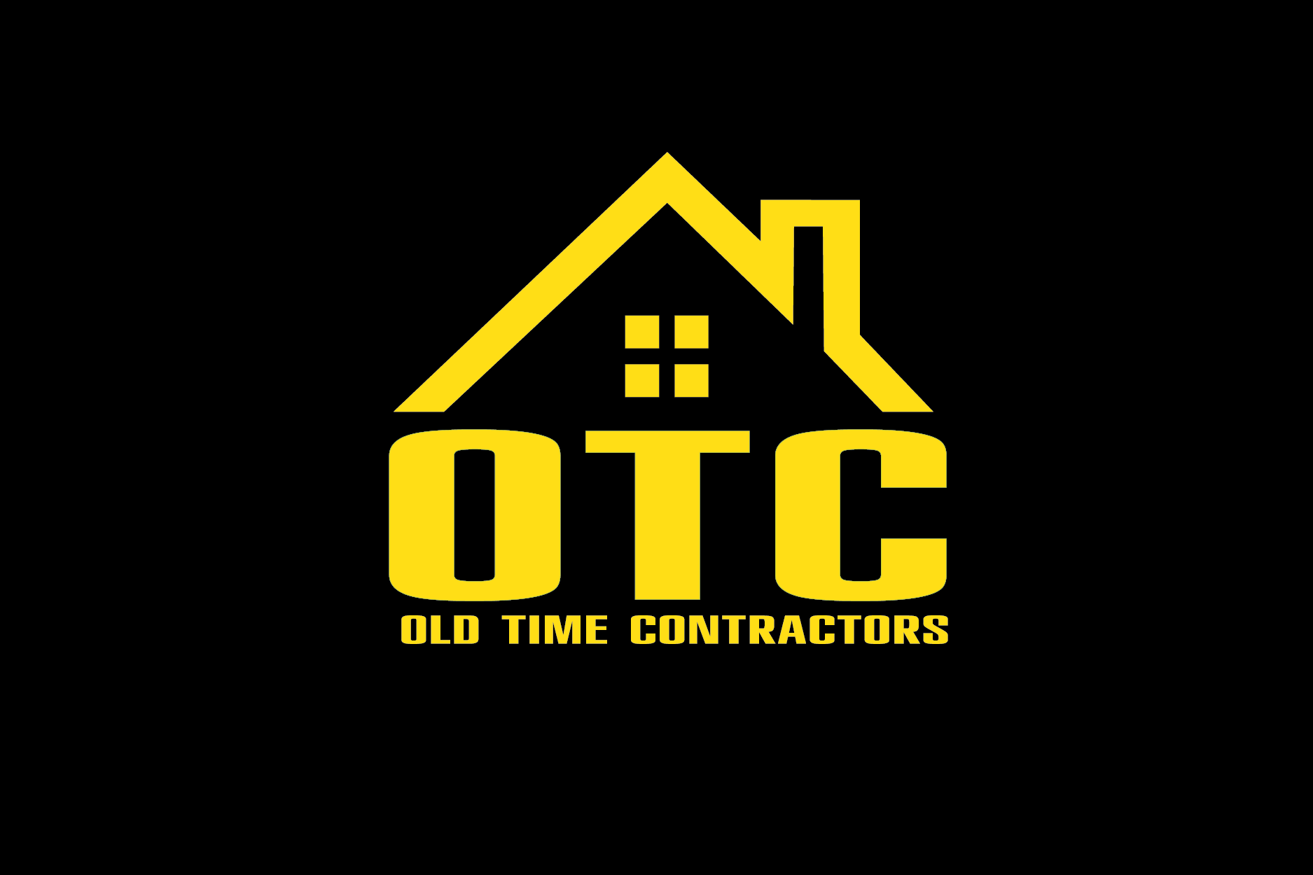 Logo Design by Moin Javed - Entry No. 97 in the Logo Design Contest Old Time Contractors, Inc. (new brand:  OTC, Inc.) Logo Design.