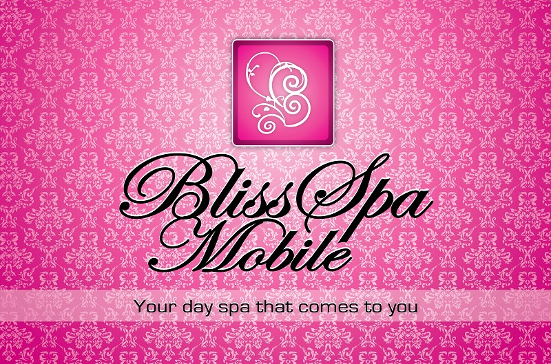 Logo Design by kowreck - Entry No. 58 in the Logo Design Contest New Logo Design for Bliss Spa Mobile.
