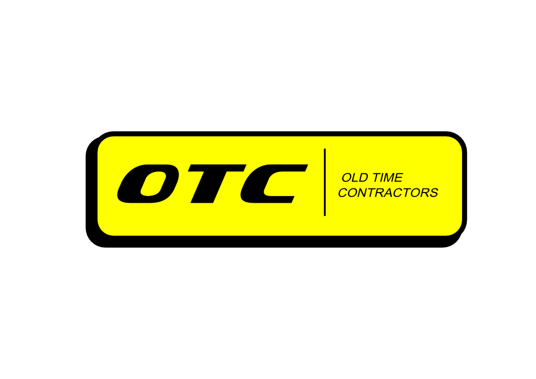 Logo Design by whoosef - Entry No. 100 in the Logo Design Contest Old Time Contractors, Inc. (new brand:  OTC, Inc.) Logo Design.