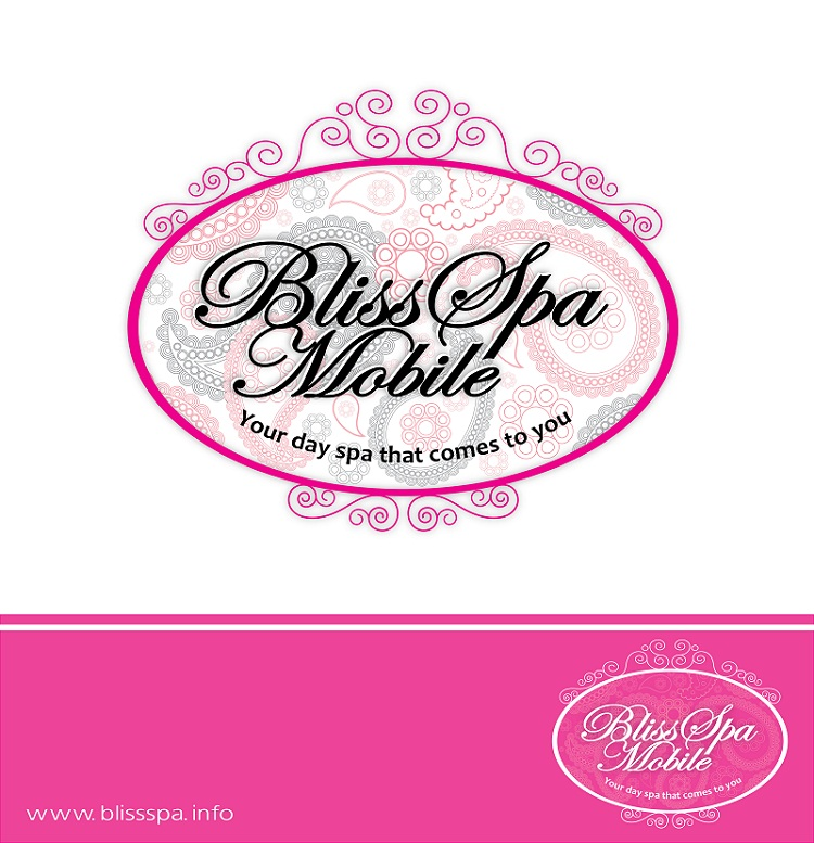 Logo Design by kowreck - Entry No. 64 in the Logo Design Contest New Logo Design for Bliss Spa Mobile.