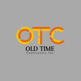 Logo Design by arteo_design - Entry No. 102 in the Logo Design Contest Old Time Contractors, Inc. (new brand:  OTC, Inc.) Logo Design.