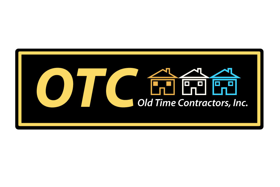 Logo Design by Private User - Entry No. 105 in the Logo Design Contest Old Time Contractors, Inc. (new brand:  OTC, Inc.) Logo Design.