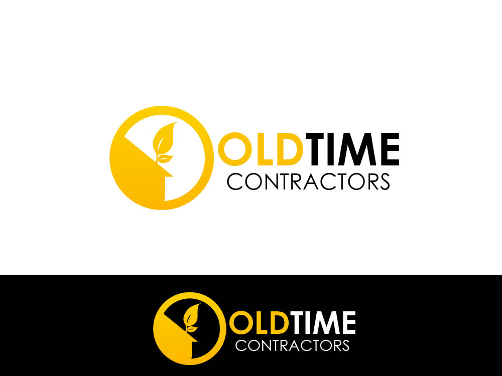 Logo Design by Juliano Santos - Entry No. 111 in the Logo Design Contest Old Time Contractors, Inc. (new brand:  OTC, Inc.) Logo Design.