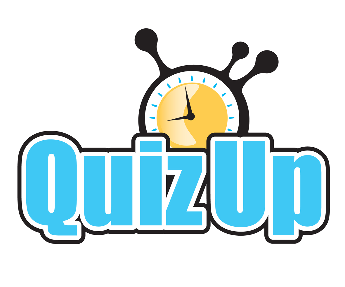 Logo Design by marikisoti - Entry No. 61 in the Logo Design Contest Logo Design for QuizUp app.