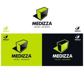 Logo Design by hugolouroza - Entry No. 64 in the Logo Design Contest Medizza.