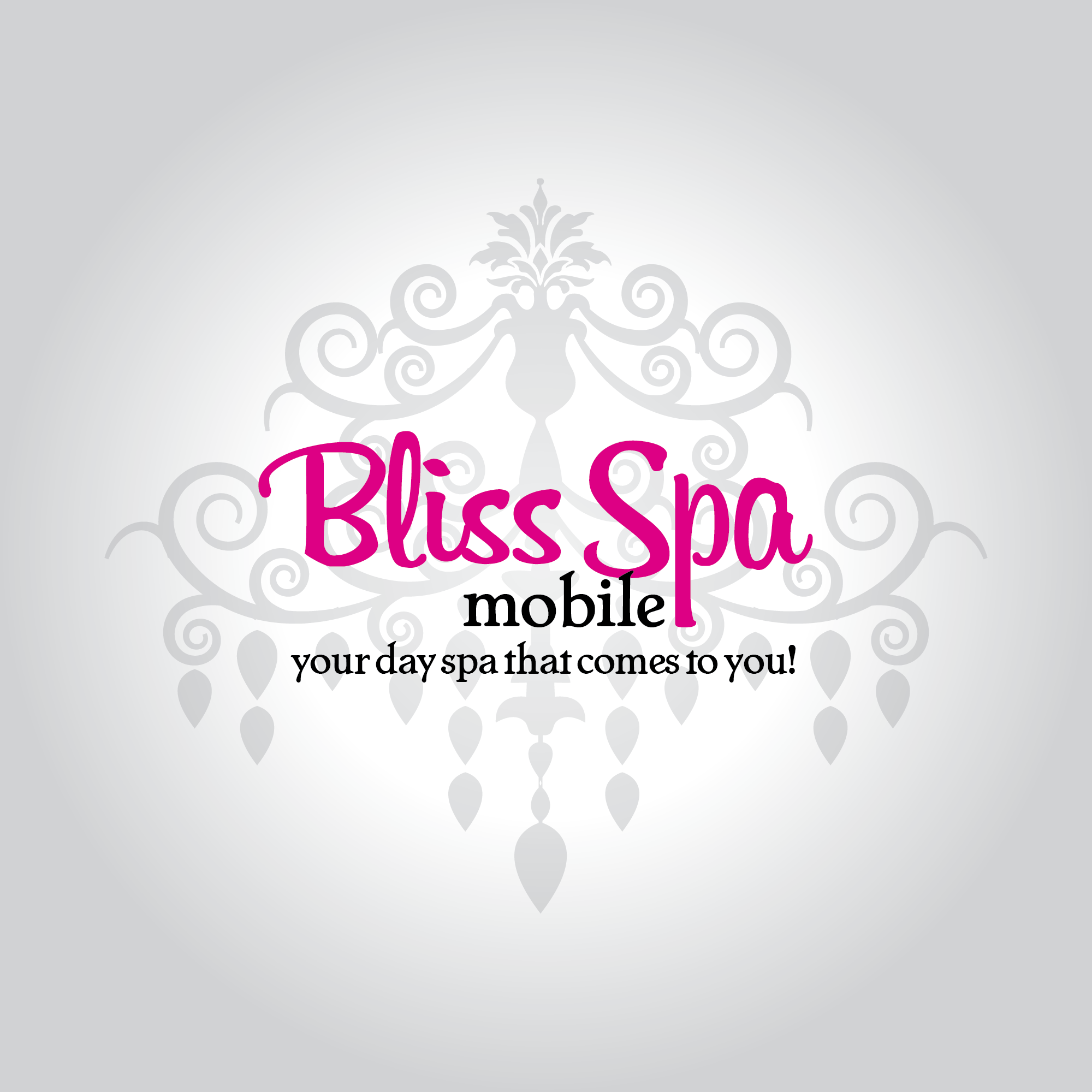 Logo Design by creatives - Entry No. 72 in the Logo Design Contest New Logo Design for Bliss Spa Mobile.