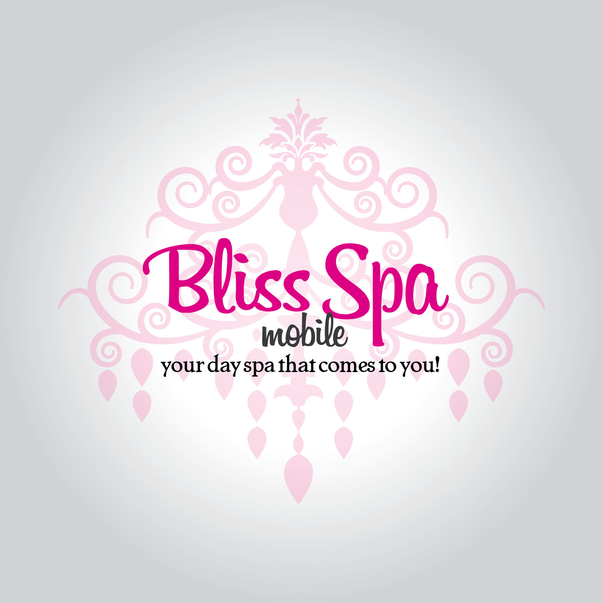 Logo Design by creatives - Entry No. 73 in the Logo Design Contest New Logo Design for Bliss Spa Mobile.