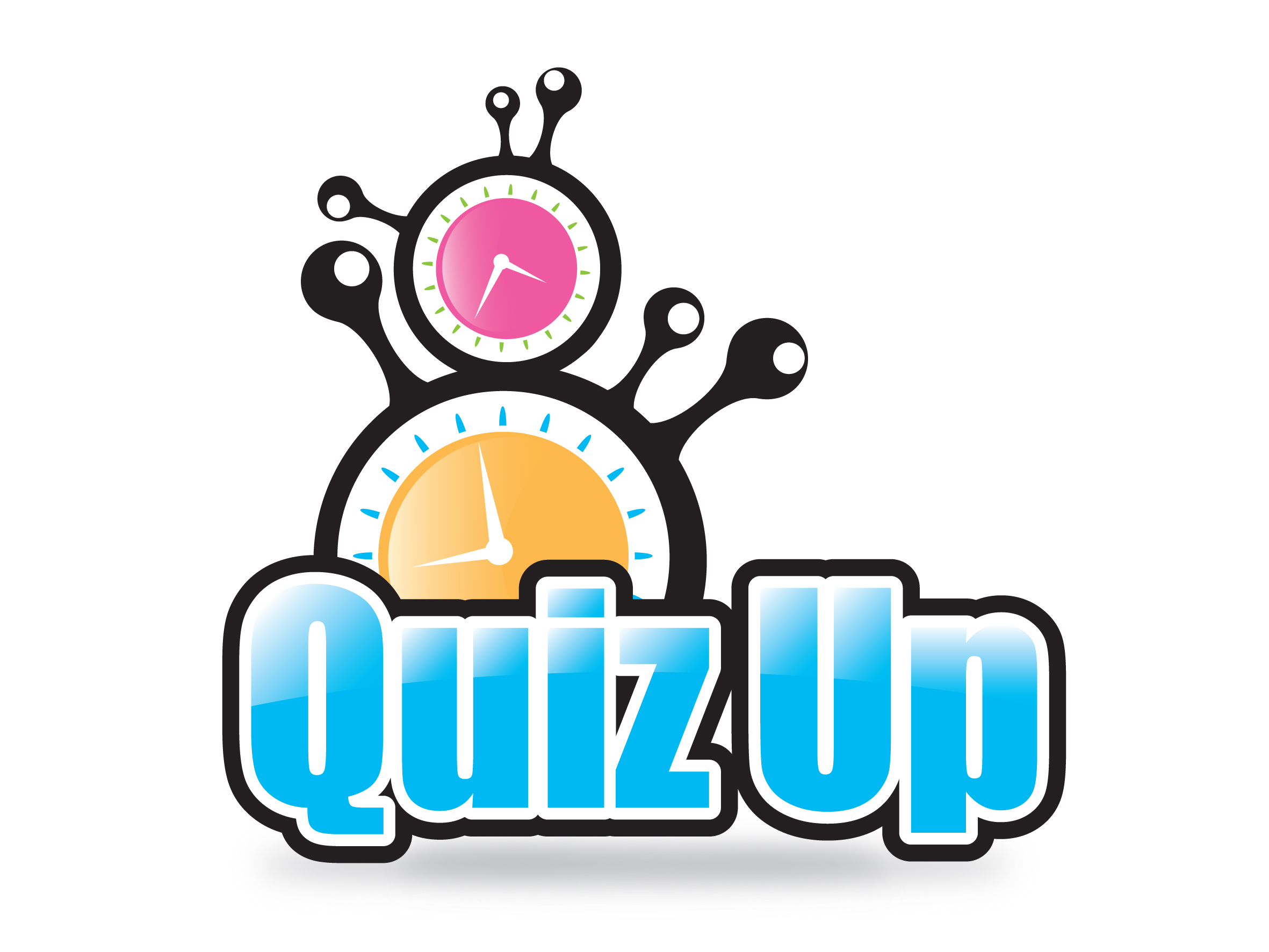 Logo Design by marikisoti - Entry No. 74 in the Logo Design Contest Logo Design for QuizUp app.