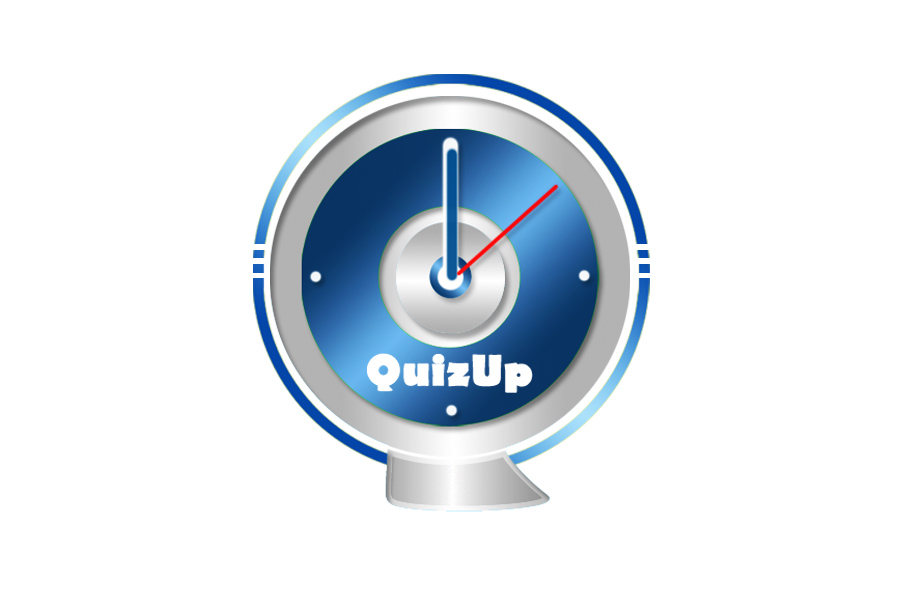 Logo Design by Private User - Entry No. 83 in the Logo Design Contest Logo Design for QuizUp app.