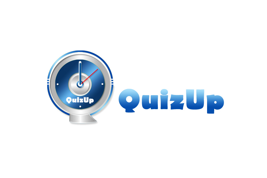 Logo Design by Private User - Entry No. 84 in the Logo Design Contest Logo Design for QuizUp app.
