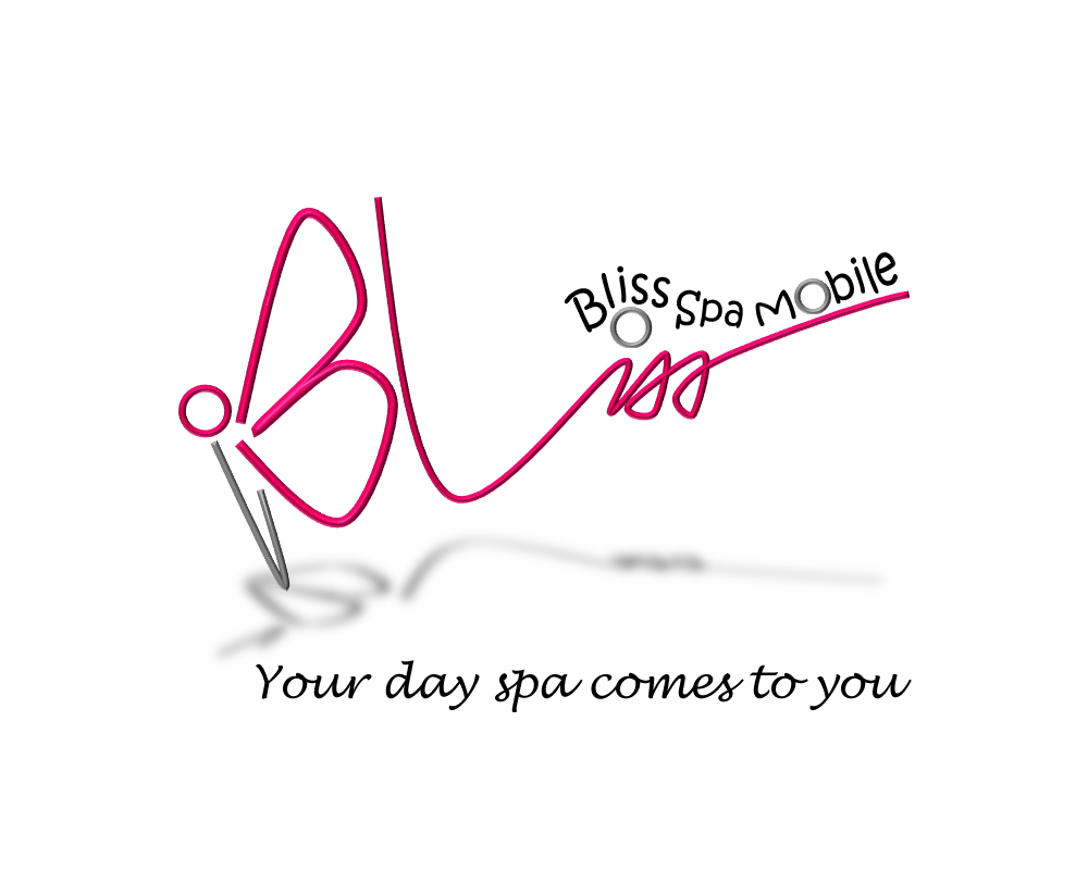 Logo Design by Butz Udy - Entry No. 95 in the Logo Design Contest New Logo Design for Bliss Spa Mobile.