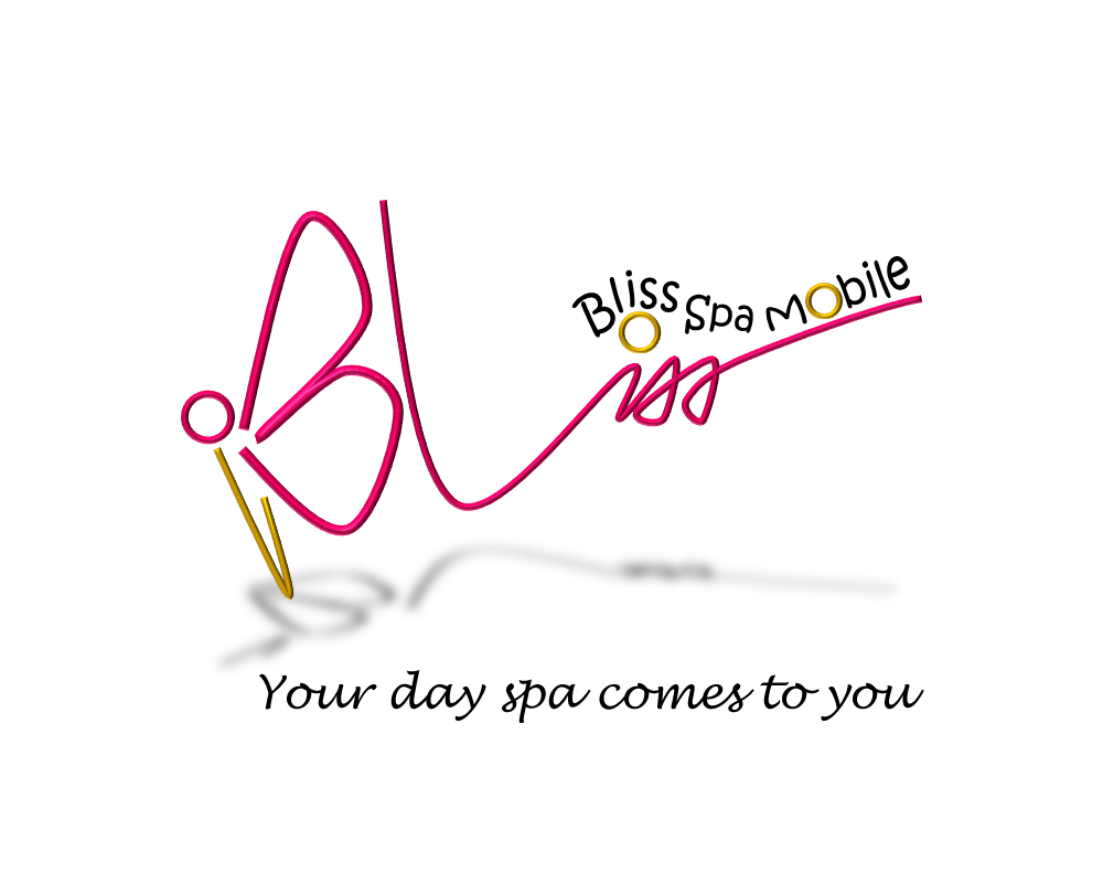 Logo Design by Butz Udy - Entry No. 96 in the Logo Design Contest New Logo Design for Bliss Spa Mobile.