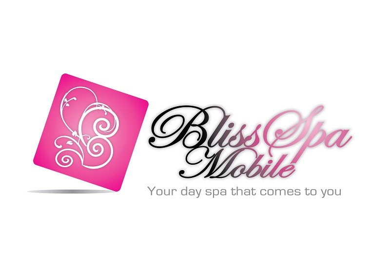Logo Design by kowreck - Entry No. 100 in the Logo Design Contest New Logo Design for Bliss Spa Mobile.