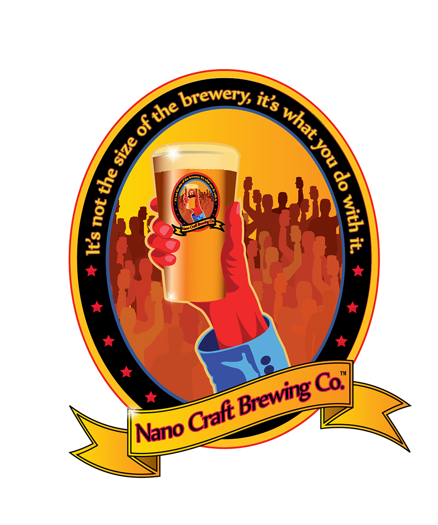 Logo Design by robken0174 - Entry No. 1 in the Logo Design Contest Unique Logo Design Wanted for NanoCraft Brewing Company.