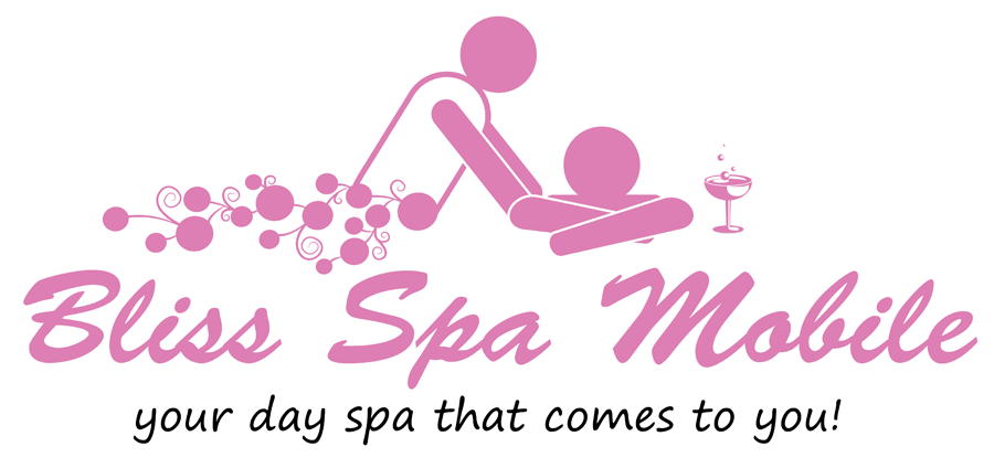 Logo Design by Lefky - Entry No. 112 in the Logo Design Contest New Logo Design for Bliss Spa Mobile.