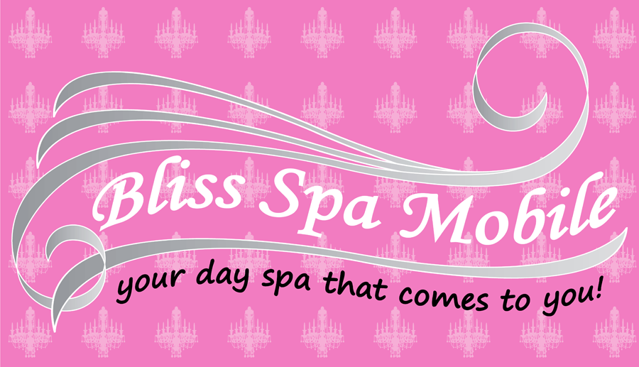 Logo Design by Lefky - Entry No. 115 in the Logo Design Contest New Logo Design for Bliss Spa Mobile.