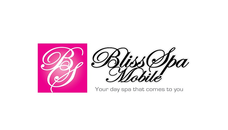 Logo Design by kowreck - Entry No. 116 in the Logo Design Contest New Logo Design for Bliss Spa Mobile.