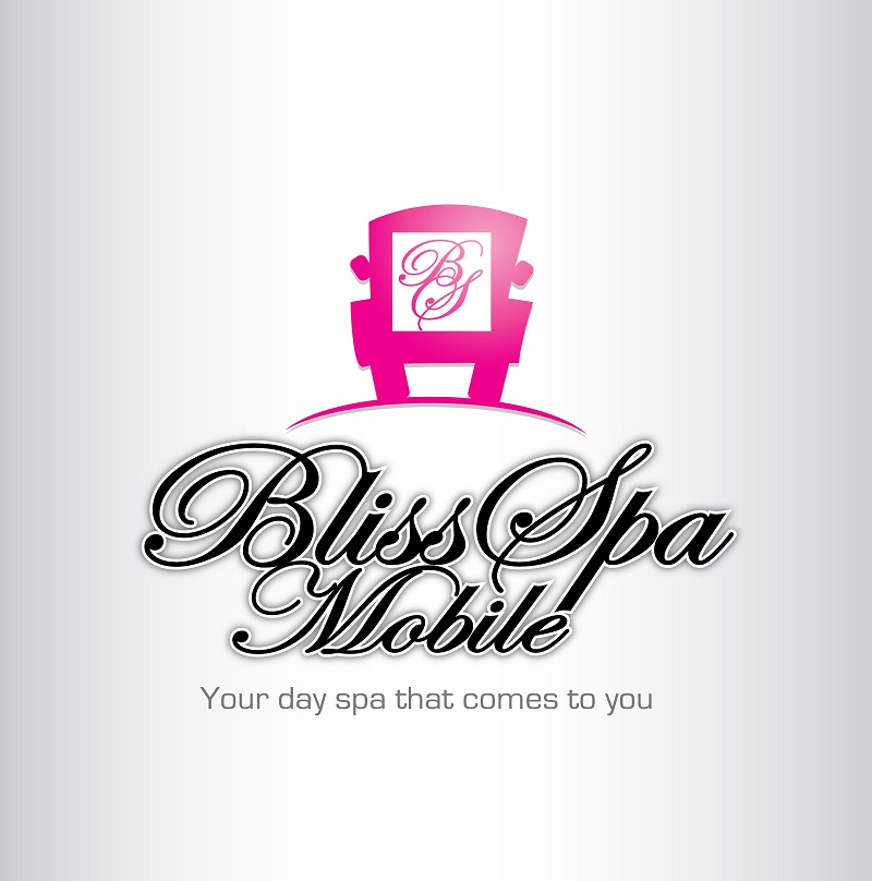 Logo Design by kowreck - Entry No. 119 in the Logo Design Contest New Logo Design for Bliss Spa Mobile.
